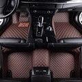 Coche personalizado alfombras de piso para todos los modelos Toyota Corolla Camry Rav4 Auris Prius Yalis Avensis 2014 accesorios de auto estilo piso mat