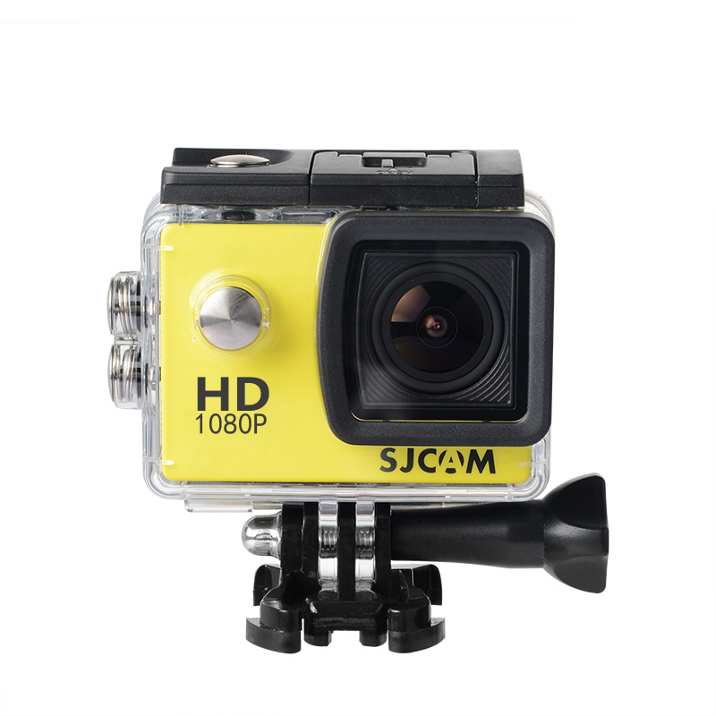 цена на Original SJCAM SJ4000 Action Camera 2.0 inch Sports DV 1080P HD Diving 30M Waterproof mini Camcorder go extreme pro sj cam 4000