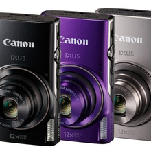 Used, Canon I XUS-285 HS 20.2MP Point and Shoot Camera with