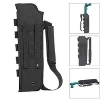 19 Tactical Shotgun Rifle Scabbard Molle Shoulder Sling Case Padded Holster