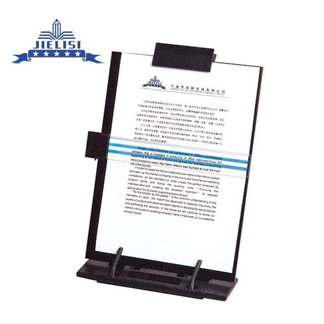 clipboard office paper holder clip. NO.752 Copy Holder Paper Clip Board Type Rack Reading Frame Computer Typing Document Clipboard Office M