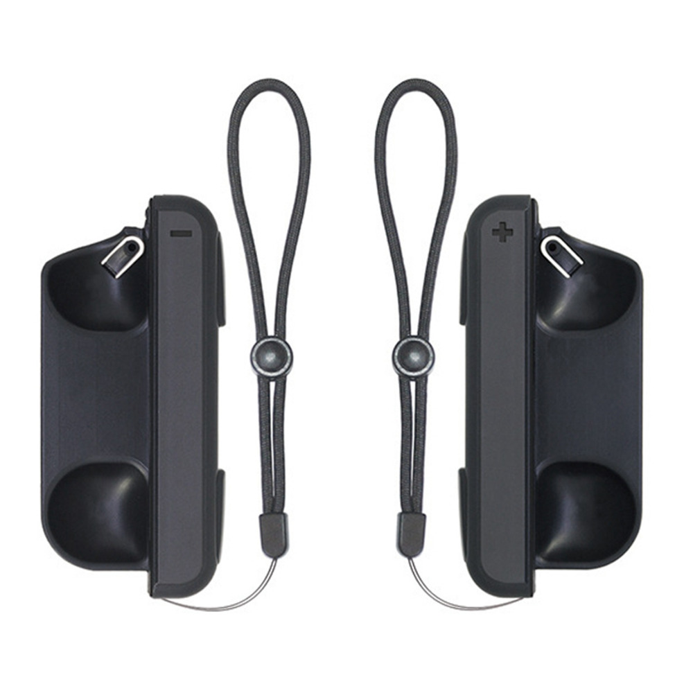 MASiKEN 1Pair Charging Grip Controller Joy Con for NS NX Nintendo Switch Hard Housing Controller Grips