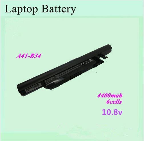 10.8 В 4400 мАч Brand New Аккумулятор Для Ноутбука Medion Akoya A41-B34 A32-B34 S4209 S4211 S4213 S4214 S4215 MD98167 MD98089 MD98080