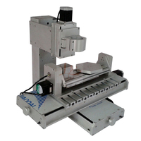30X40 CNC frame machine column type ball screw industrial 5 axis pillar engraving wood router