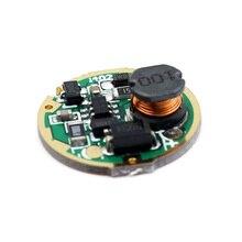 17 millimetri 1 Modalità di modalità singola Scheda di Circuito di Ingresso 3 V 18 V per XM L/XM L2 T6 u2 U3 XP L V5 Ad Alta potenza HA CONDOTTO LA Torcia Elettrica della lampada della torcia