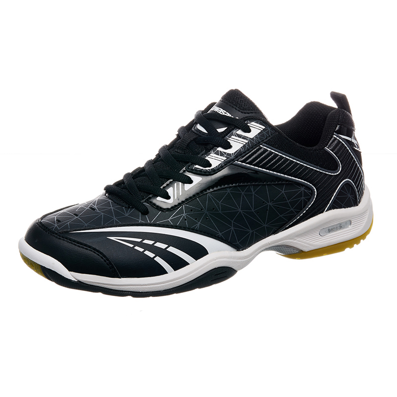 2018 NEW Kawasaki Sneakers Professional Badminton Shoes Indoor Court Sports Shoe Black Anti Slippery Encapsulated Light