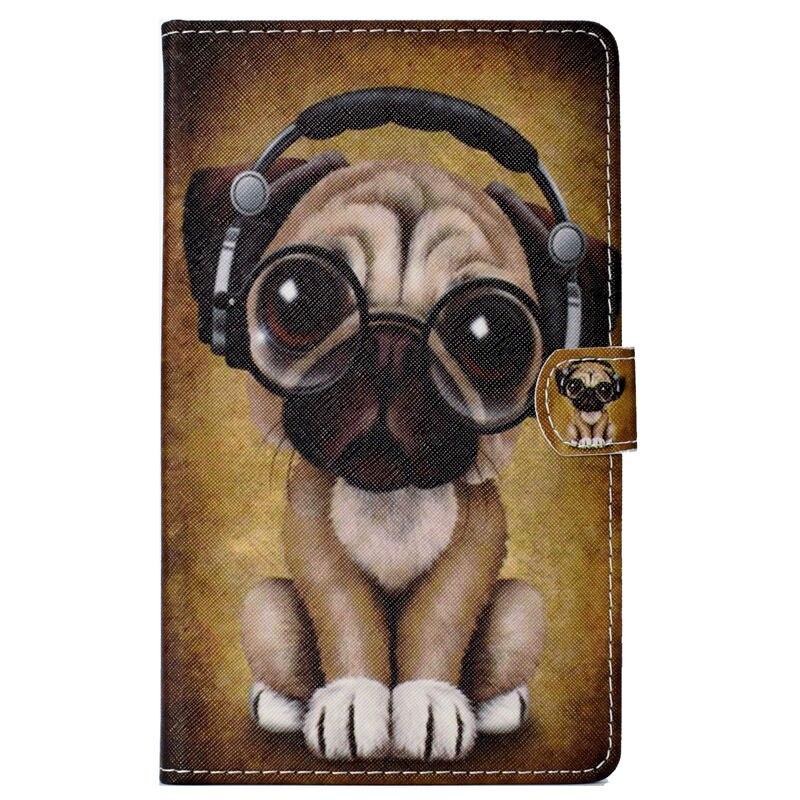 Cartoon Animal Pattern Case For Huawei Mediapad M5 8.4 SHT-AL09 SHT-W09 8.4