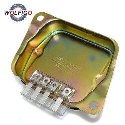 WOLFIGO Lichtmaschine Spannung Regler Für Ford F100 Mustang Lincoln Mercury Jeep Lincoln VR166 VR166T 1AZMX00033 3227716