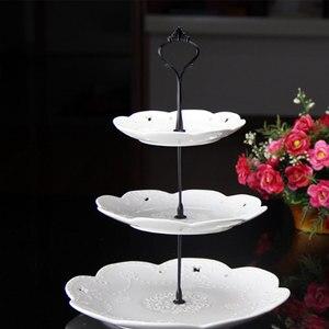 Image 4 - Support assiette à gâteau couronne 2/3 couches