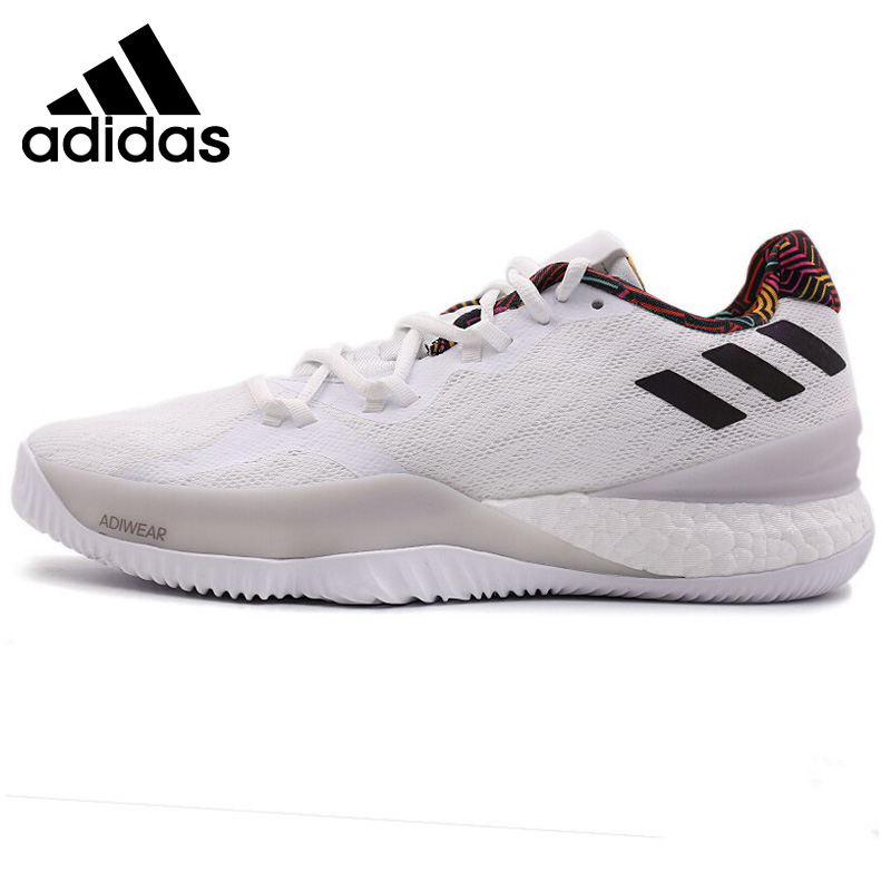 Original New Arrival 2018 Adidas Crazy Light Men's Basketball Shoes Sneakers