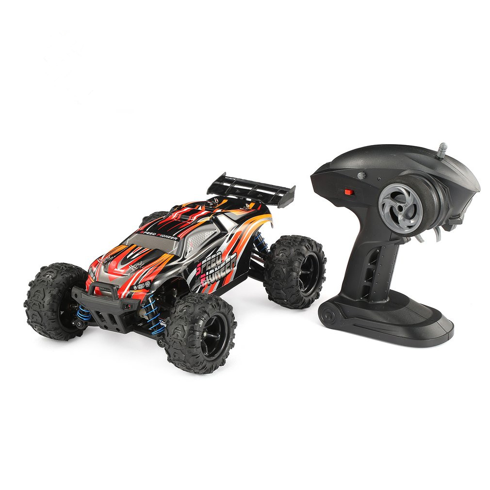 Hot! 1/18 4WD RC Off-Road Buggy Vehicle High Speed Racing RC Car for Pioneer RTR Monster Truck Remote Control Toy Gift For Kids rc electric toy car 1 24 l333 high speed off road buggy radio remote control rtr rock rover rc toy model child best gift toy