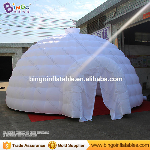 6m Dome tent lodge tent large garden igloo tents with lighting for outdoor events show & 6m Dome tent lodge tent large garden igloo tents with lighting for ...