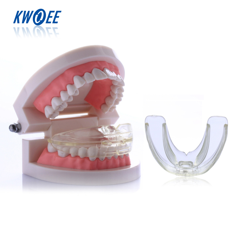 KWOEE Teeth Alignment Dental Transparent Materials Dental Appliance Orthodontic Braces Teeth Orthodontic Retainer Tooth Care transparent dental orthodontic mallocclusion model with brackets archwire buccal tube tooth extraction for patient communication