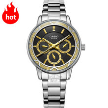 Casio watch Fashion simple pointer waterproof quartz ladies watch LTP-2087D-1A