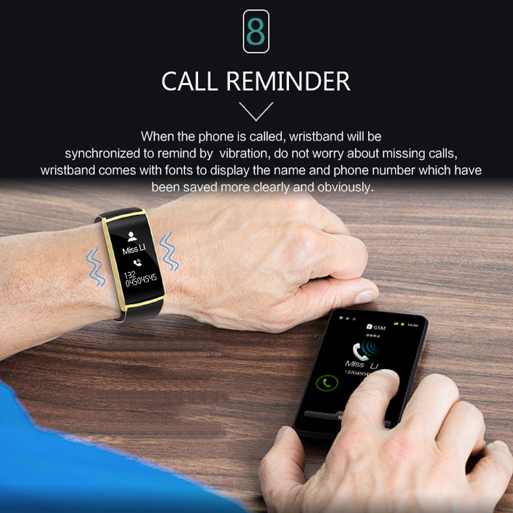 NEW Bracelet N108 Fit Bit Pedometer Fitness Tracker Smart Bracelet Heart Rate Monitor Bluetooth Fitness Watch Blood Pressure