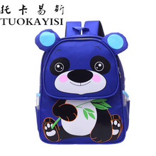 child Unisex Backpack boy for girl Bag Panda school bag for girl Zipper Backpacks Waterproof Shoulder Bags Rucksack kids