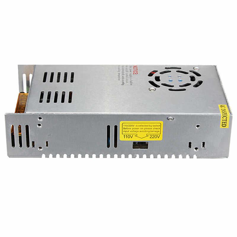 Zasilacz AC/DC Adapter transformator kierowcy przełącznik na pasek LED wyświetlacz światła 100 ~ 120VAC, 200 ~ 240VAC 12 V 30A 360 W