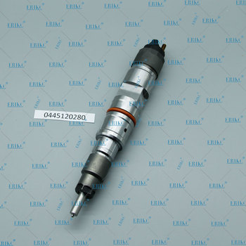 ERIKC 0445120280 High Pressure Common Rail Injector 0445 120 280 CRIN2-16-BL Fuel Injector Pump Element 0 445 120 280