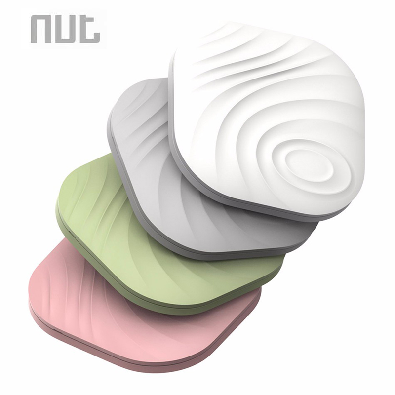 imágenes para Original nuevo nut 3 rastreador localizador buscador inteligente bluetooth wireles carpeta Dominante Del Teléfono de Alarma anti-perdida para Android y IOS Inteligente teléfono