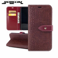 JYERAECOM Case For Samsung Galaxy S7 G930f Cover Flip PU Leather Protective Silicone Back Cover For