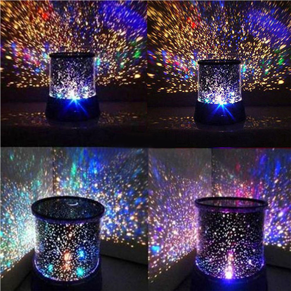 High Quality Amazing Sky Star Master LED Cosmos Laser Projector Lamp decoration Night Light christmas decorations for home