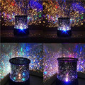 High Quality Amazing Sky Star Master LED Cosmos Laser Projector Lamp decoration  Night Light