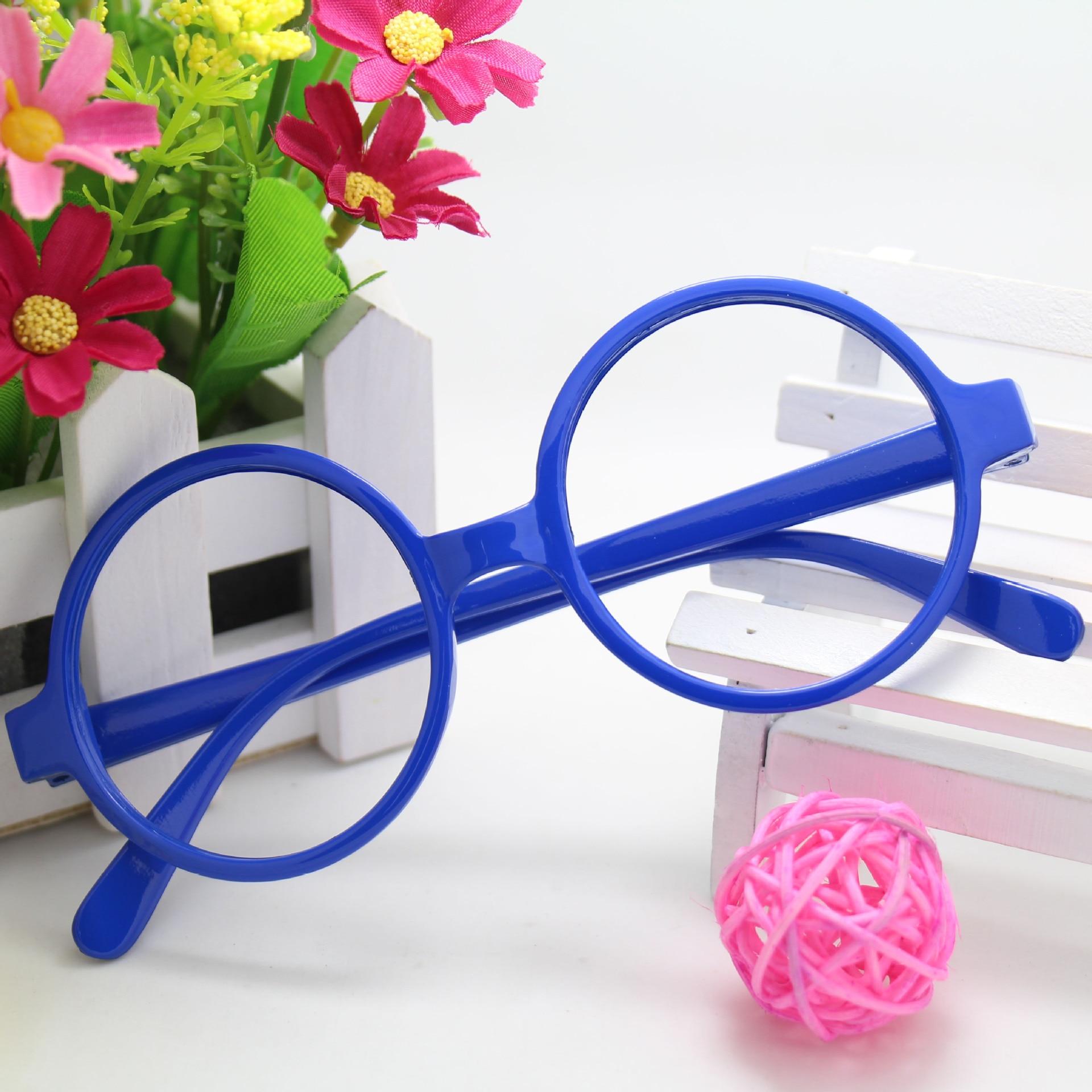 2015Hot Harry Potter Rush Tide Ronda Niños Gafas Marcos Unisex - Accesorios para la ropa - foto 5