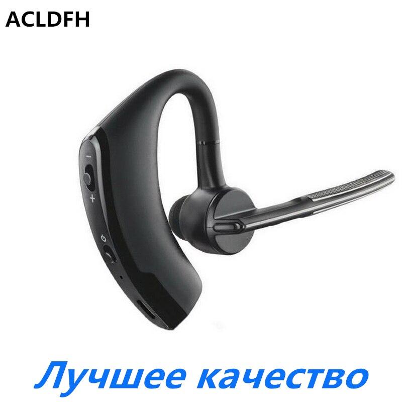 ACLDFH Auricolare Bluetooth Fone De Ouvido Auricolare bluetooth Auricolari V4.0 Senza Fili Auricolari a cancellazione di rumore auricolare con il mic