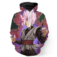 3D Anime Printed Hooded Sweatshirt Men 2017 Dragon Ball Z Mens Hoodies Sweatshirts Casual Hip Hop