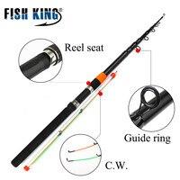 Fish King Feeder Rod C W 120g Extra Heavy Telescopic Fishing Feeder Rods 3 0m 3