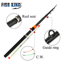 Fish King Feeder Rod C W 120g Extra Heavy Telescopic Fishing Feeder Rods 3 0m 3