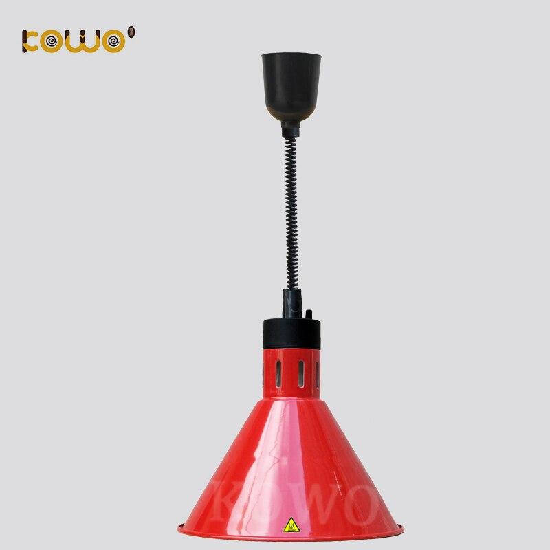 все цены на Commercial Electric Restaurant Buffet Machines 1 Bulb hanging Food Warming Heat Lamp