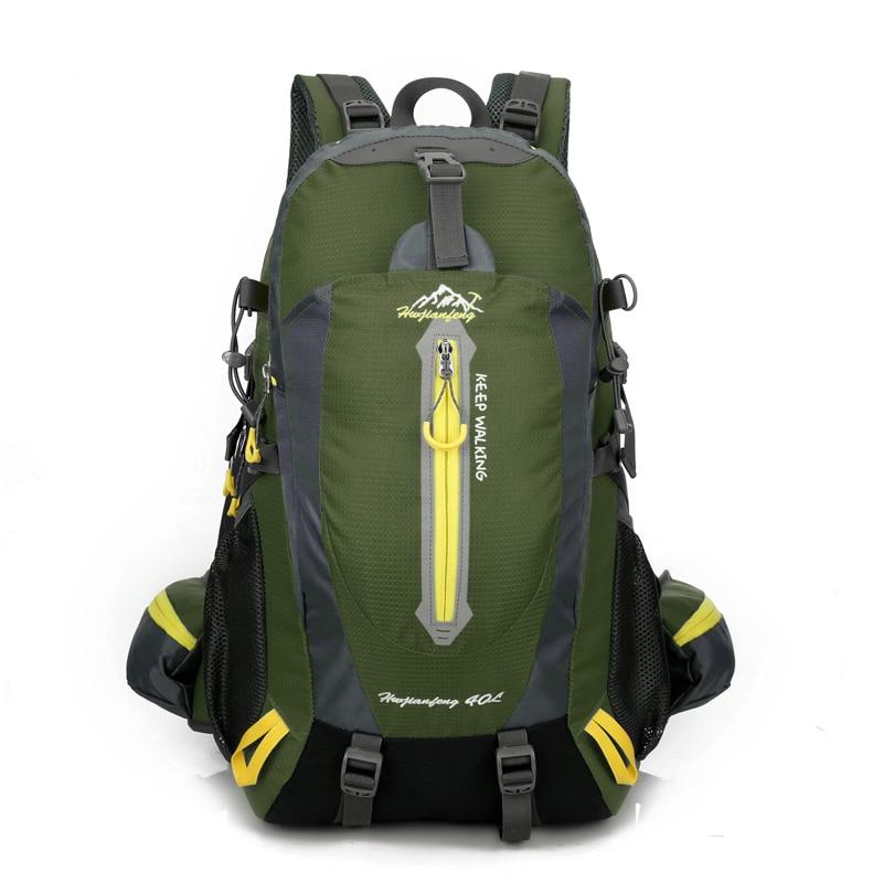 ao ar livre mochila 40l viagem escalada 01