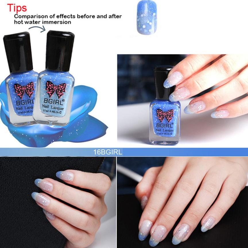 Aliexpress.com : Buy Newest Nail Polish Temperature Chameleon ...