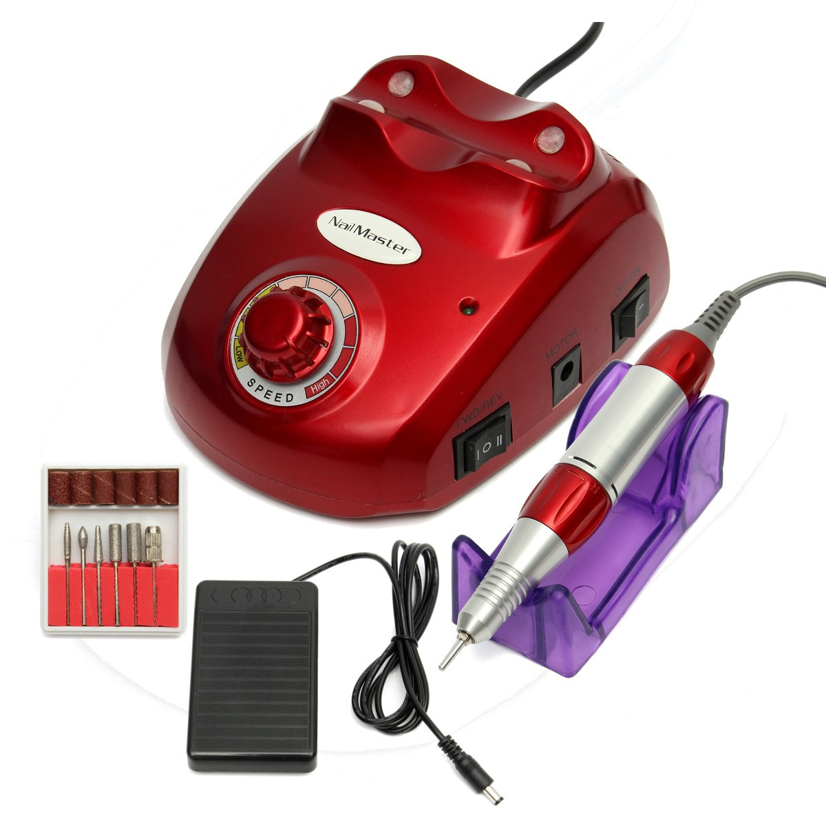 1 Set Professional Nail Tools 30000 RPM Electric Nail Drill Machine Maniure And Pedicure Drill Polish For Nail Art Gel Polish hot 30000 rpm nail drill pro electric nail drill file machine maniure and pedicure drill polish for nail gel polish nail tools