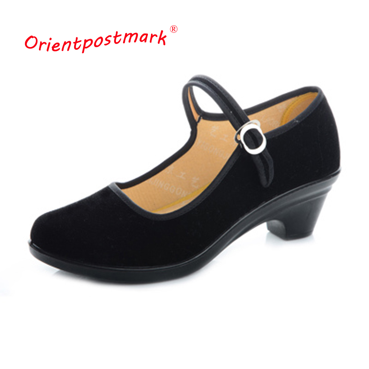 Sweet Loafers Women Heels Shoes for Spring Women Ballet Shoes Breathable Heels Shoes Autumn Shoes Orientpostmark sweet loafers women heels shoes for spring women ballet shoes breathable heels shoes autumn shoes orientpostmark