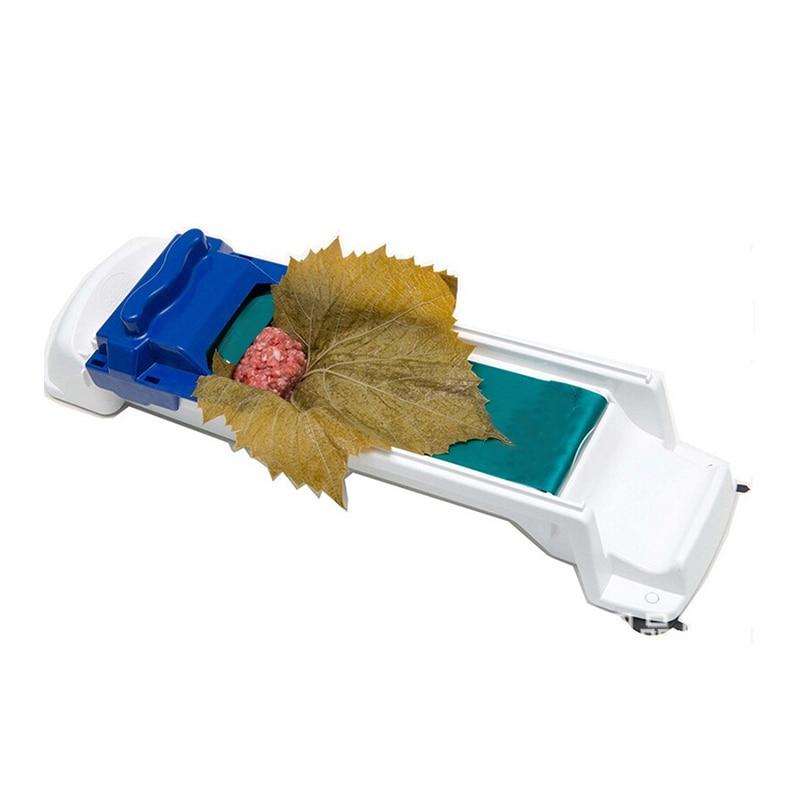 Nytt grønt kjøttbearbeidingsverktøy Magic Curling stuffed garp kål forlate druer blader maskin Moedor de Carne cucina