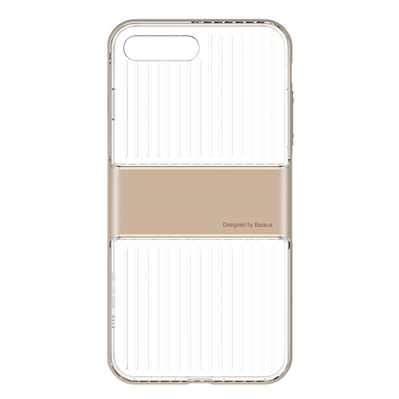 font b Baseus b font Travel Case For iphone 7 Plus Gold