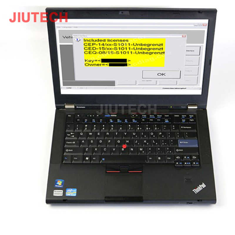 Truck Excavator diagnostic tool for Liebherr cranes Machinery Engine  DIAGNOSTIC KIT (LD) liebherr Diagnostic Software