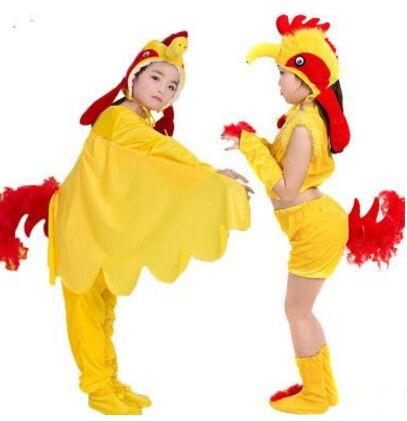 amarillo traje de baile para nios traje de nio del beb de pollo de pollo de