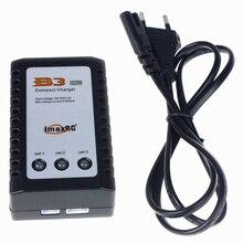 Радиоуправляемый iMax B3 Pro Compact Balance зарядное устройство для 2S 3S 7,4 V 11,1 V литий-полимерный аккумулятор EU US UK переходник RC игрушка аксессуар