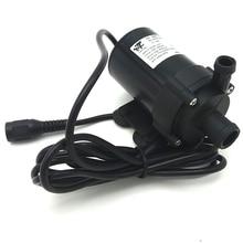 660A Solar DC 12V 24V Hot Water Circulation Pump Brushless Motor Water Pump 900L/H free