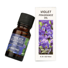 ColorF 10ml Pure & Natural Essential Oils Scent Skin Care MG Jun1 Drop Shipping