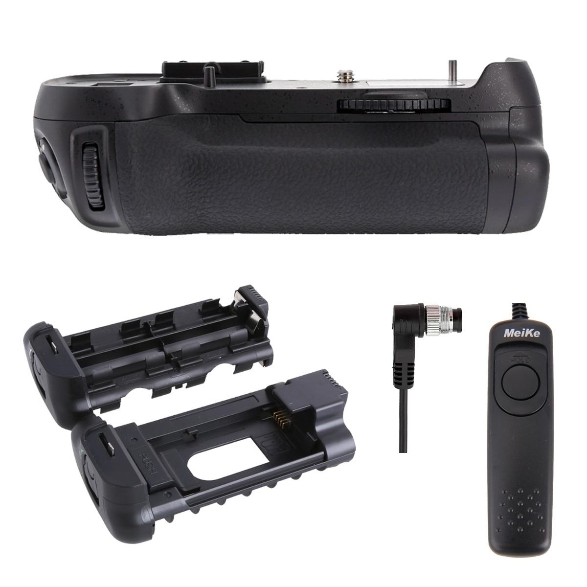 Meike MK-D800 Battery Grip for Nikon D800 D810 D800E as MB-D12 + Shutter Release стоимость