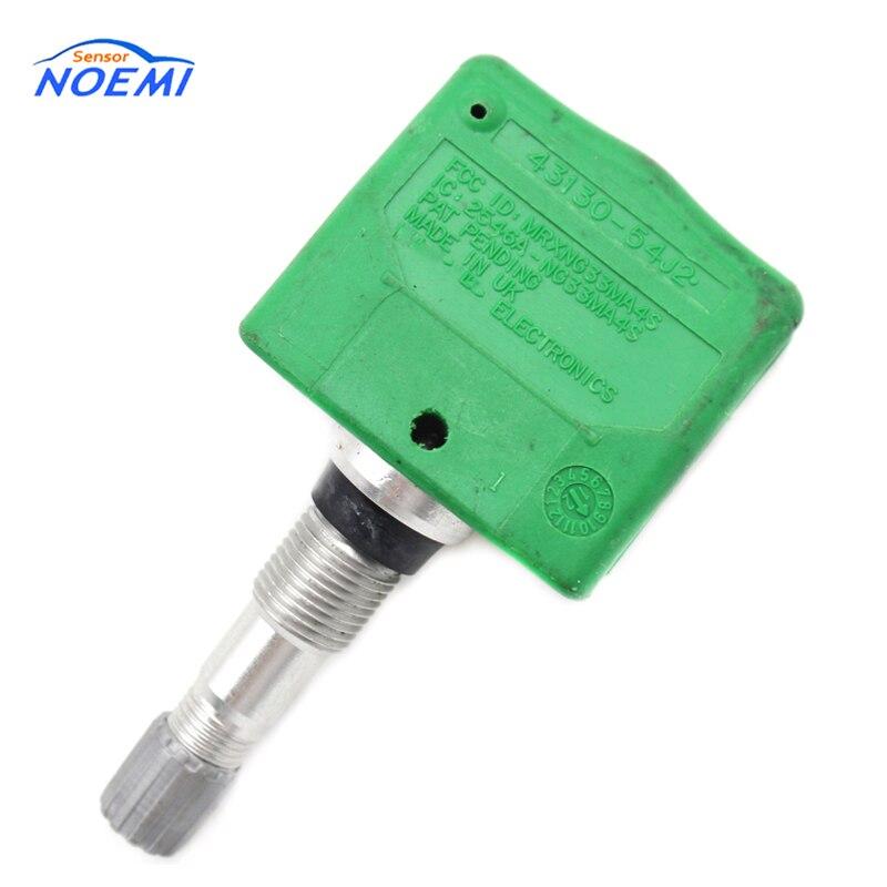 YAOPEI Sensores do Monitor de Pressão Dos Pneus de Alta Qualidade para Suzuki Grand Vitara SX4 Crossover 43130-54J2 4313054J2 315MHz