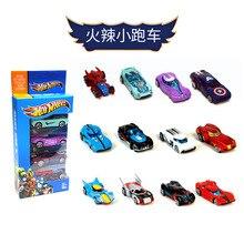 New 4 Pack Mini Racing Model Toys Childrens Alloy Sliding Pocket Small Sports Car