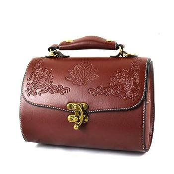 relief boucles sac petite main New épaule pour sac décontracté femmes en messager sacs Bolsa Vintage unique femme dans franja 2015 bandoulière à qY67E7