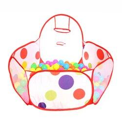 Enfants enfant océan balle Pit piscine jeu tente de jeu en plein air enfants cabane piscine jouer tente enfants tente maison jeu intérieur bébé jouets