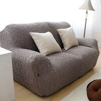 Four Seasons elastic Futie all inclusive multi functional non slip dust cover elastic sofa cover for 2 seat