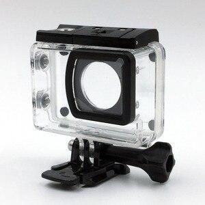 Image 3 - SJCAM SJ6 Legend Accessories sj6 Underwater Housing sj6 cam Waterproof Case 30M Diving For SJCAM SJ6 Legend Sports Action Camera